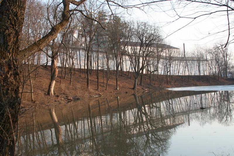 Боровский монастырь с