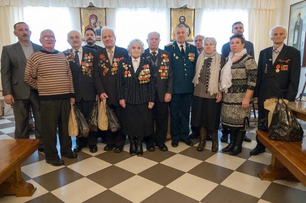 Ветераны Боровского района