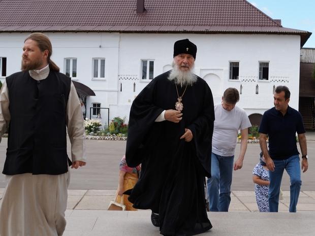 Боровский Климент посетил